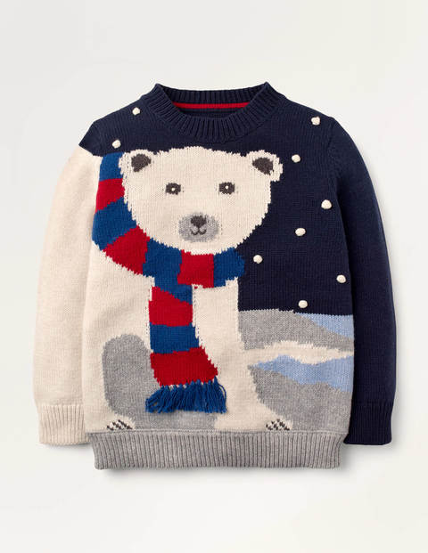 Christmas Animal Sweater