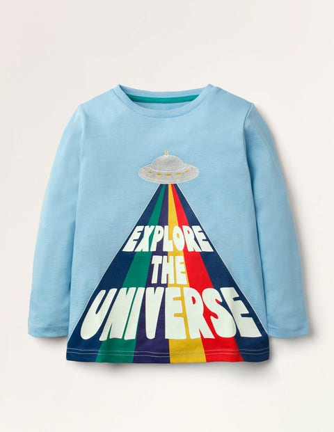 Glowing Universe T-shirt