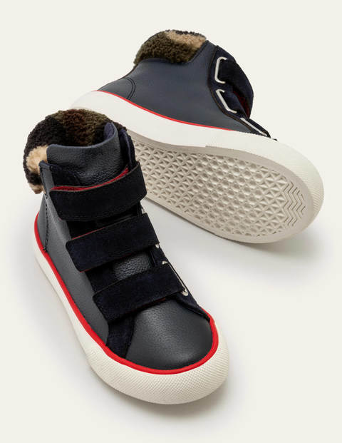 Cosy High Tops