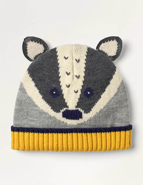 Fun Badger Hat