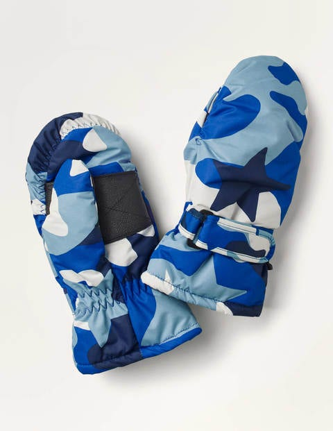All-weather Mittens - Brilliant Blue Staroflage