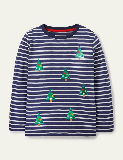 Festive Breton T-shirt