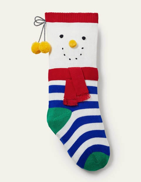 Christmas Snowman Stocking - Snowman