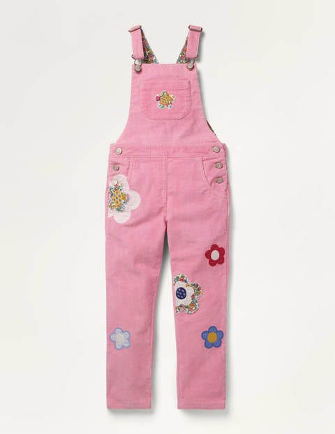 Fun Overalls - Formica Pink Flowers