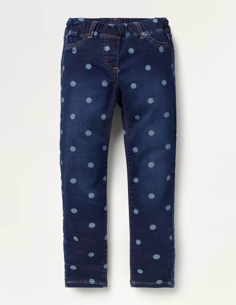 Adventure-flex Denim Leggings - Dark Vintage Spot
