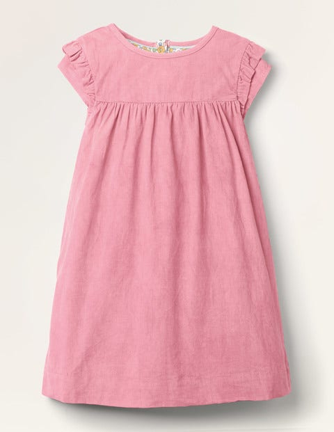 Easy Everyday Dress - Formica Pink