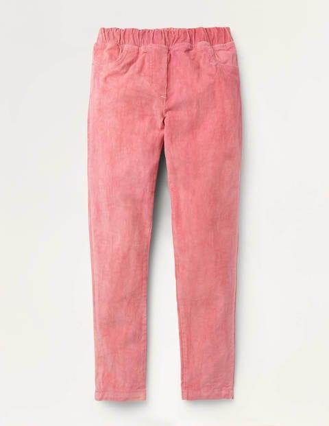 Cord Leggings - Formica Pink