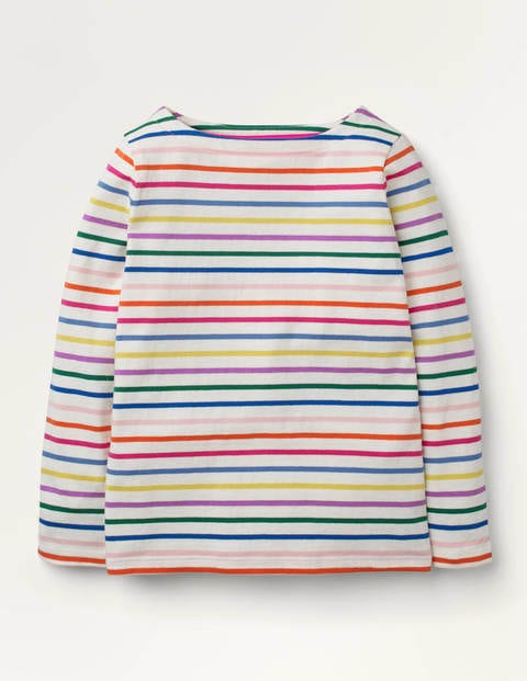 Everyday Breton - Rainbow Multi Stripe
