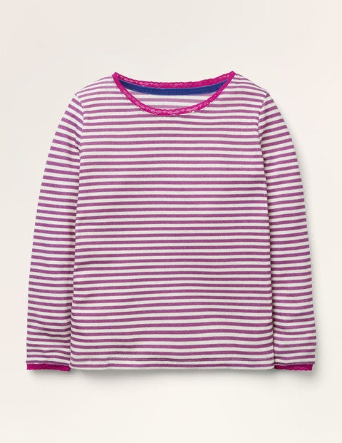 Supersoft Pointelle T-shirt