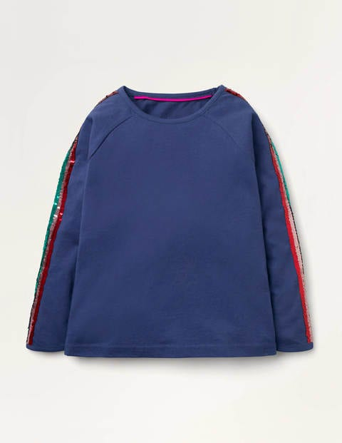Colour-change Raglan T-shirt