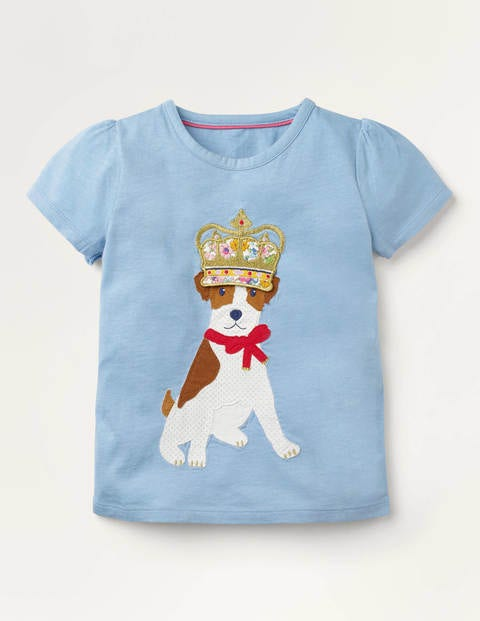 Novelty Royal T-shirt