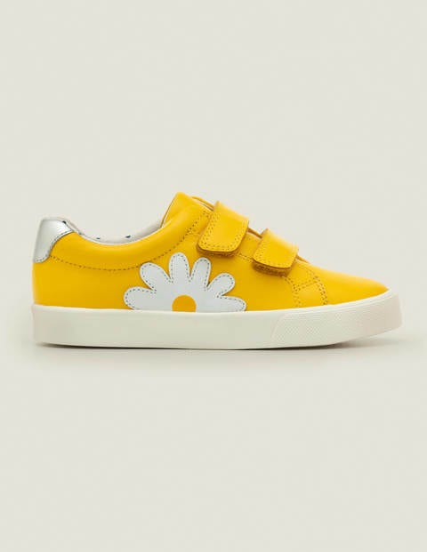 Fun Low Tops - Daffodil Yellow