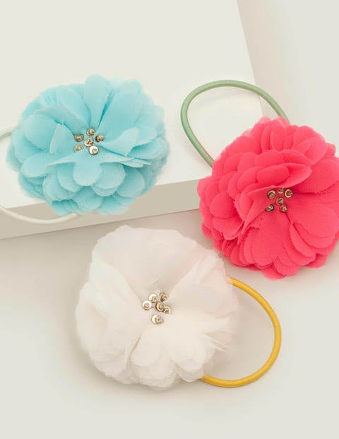 3 Pack Hairbands - Multi