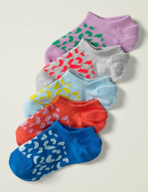 5 Pack Secret Socks
