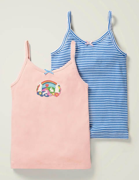 2 Pack Vests - Bunny Field