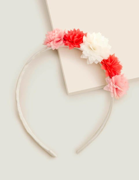 Flower Headband - Multi Flowers