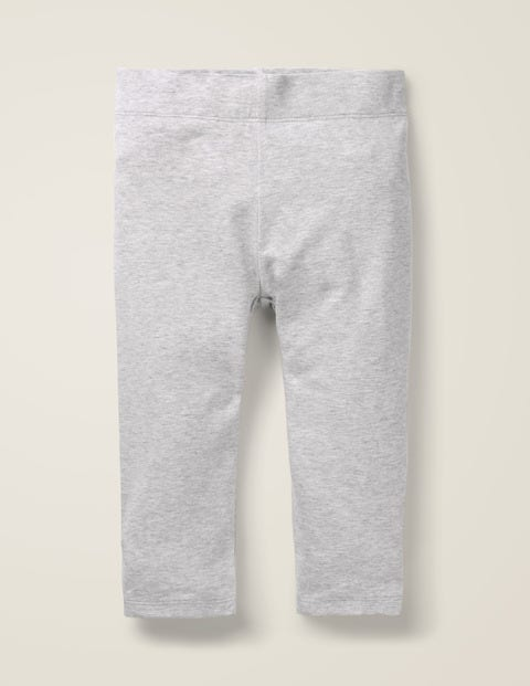 Plain Cropped Leggings