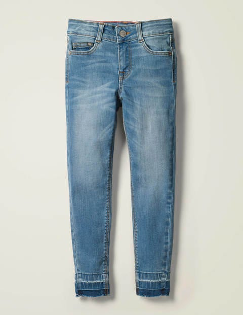 Superstretch Skinny Jeans - Light Vintage Interest