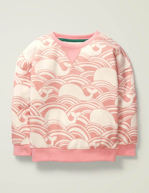 Snuggly Whale Sweatshirt