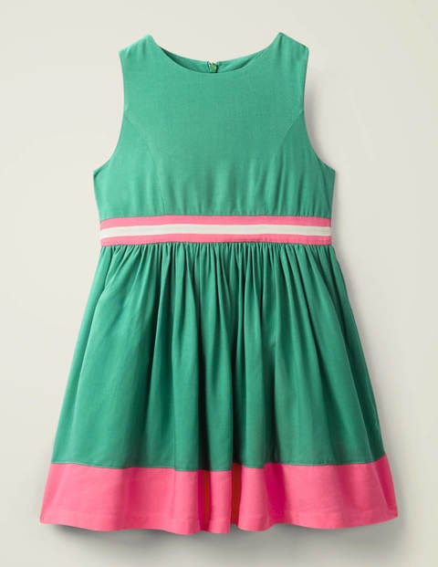 Sporty Woven Dress