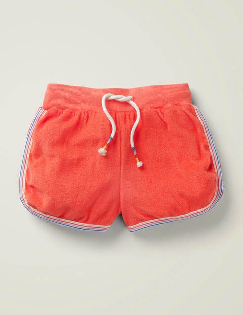 Retro-Frottee-Shorts