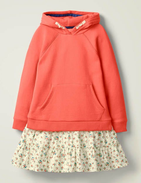 Cosy Hooded Dress