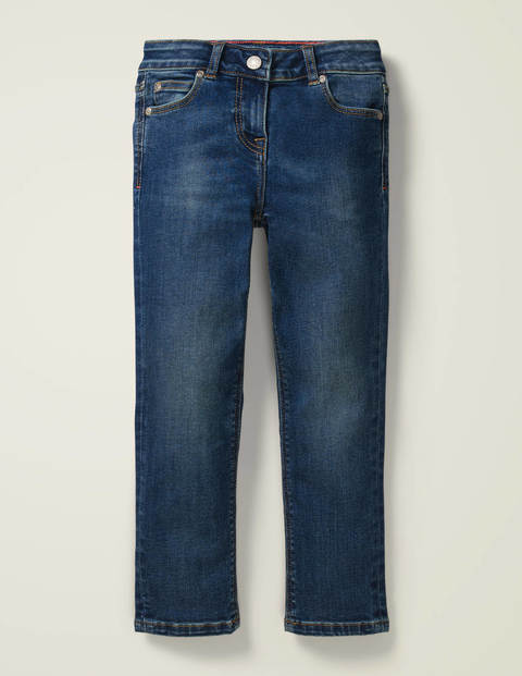 Adventure-Flex Slim Fit Jeans - Mid Vintage