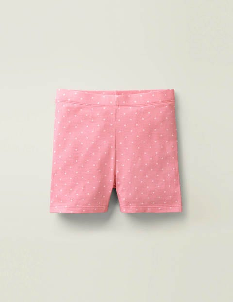 Fun Essential Jersey Shorts - Formica Pink Spot