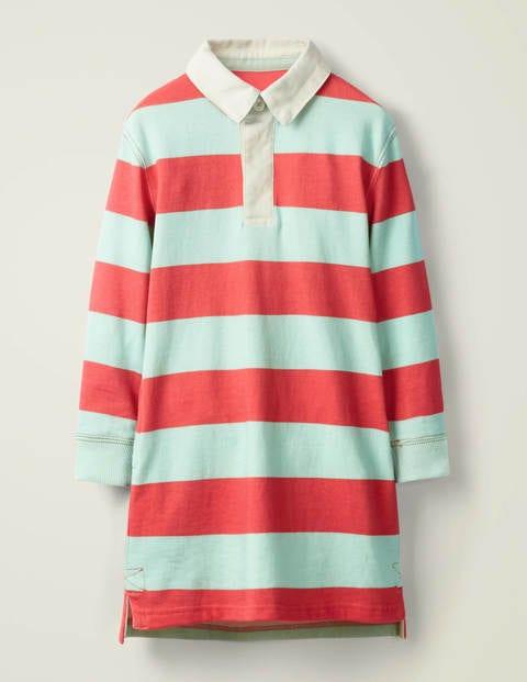 Hemdblusenkleid aus Jersey
