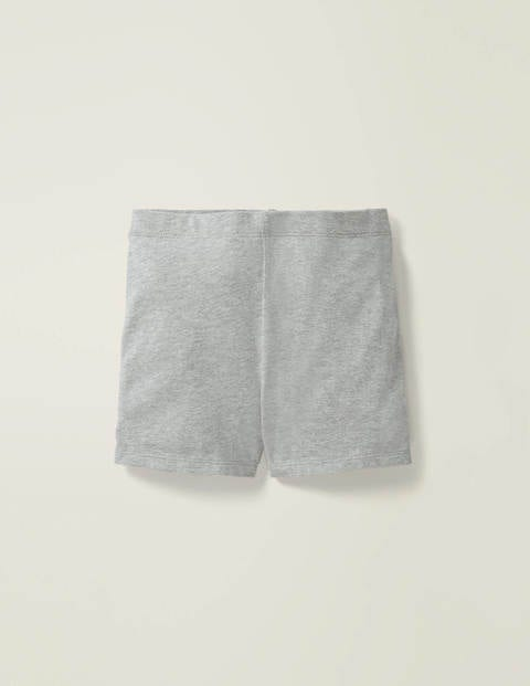 Essential Jersey Shorts - Grey Marl
