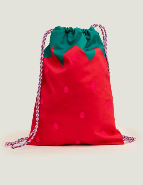 Novelty Drawstring Bag