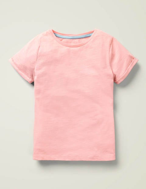 Slub T-Shirt - Boto Pink