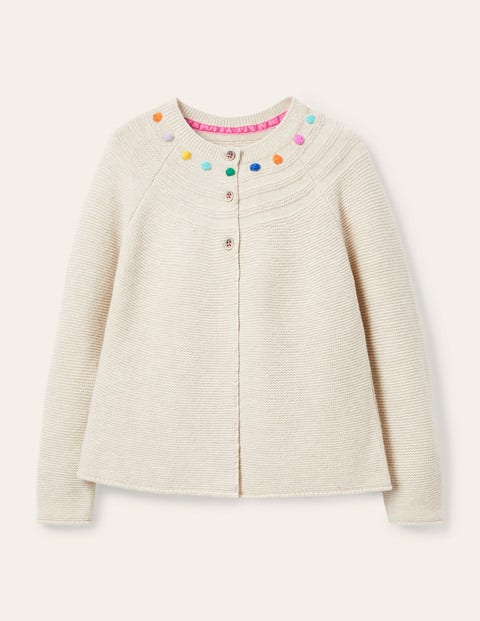 Cotton Cashmere Mix Cardigan