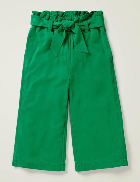 Tie-waist Culotte