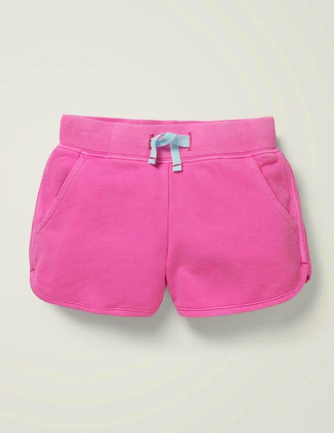 Garment-dyed Jersey Shorts