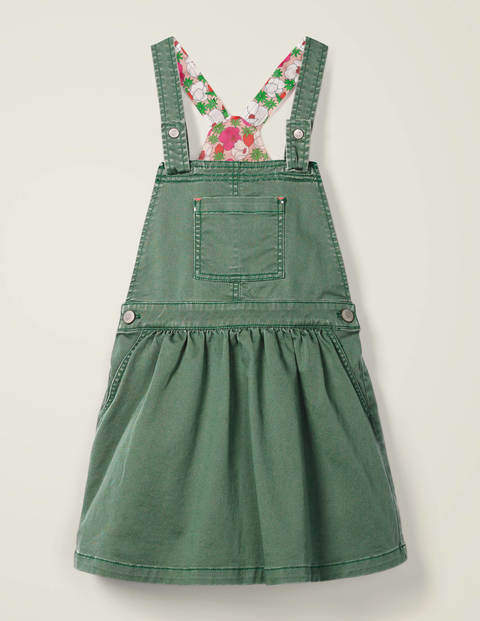 Utility Dress - Rosemary Green