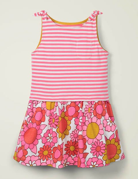 Hotchpotch Bow Jersey Dress