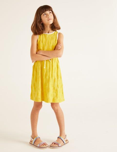 Towelling Dress