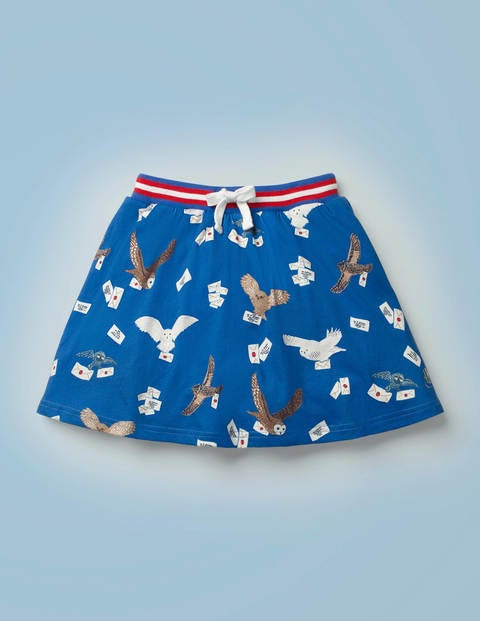 Owl Post Jersey Skort - Duke Blue Owl