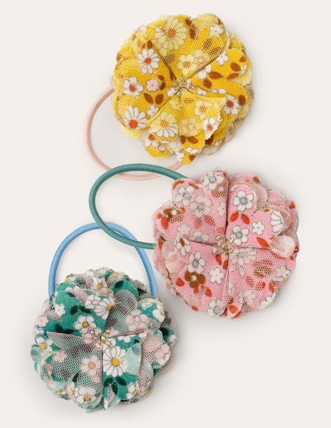 Hairbands 3 Pack - Flowers