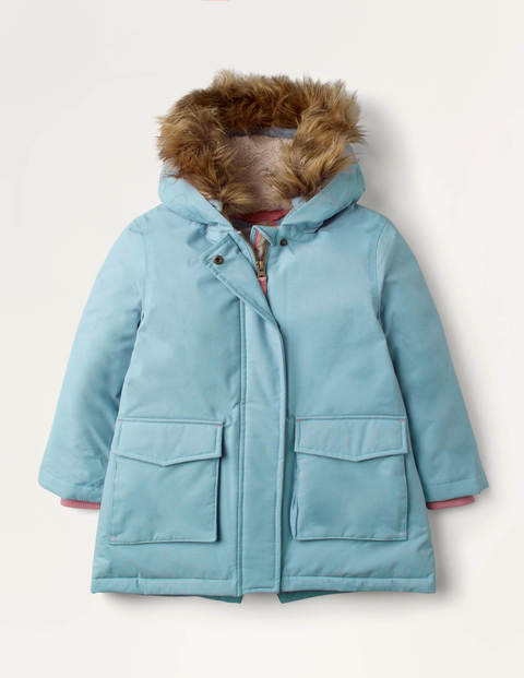 Cosy Waterproof Parka