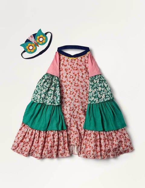 Owl Dress-up Set - Sardinia Green