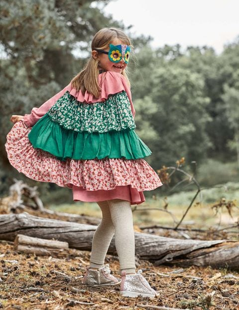Owl Dress-up Set - Sardinia Green
