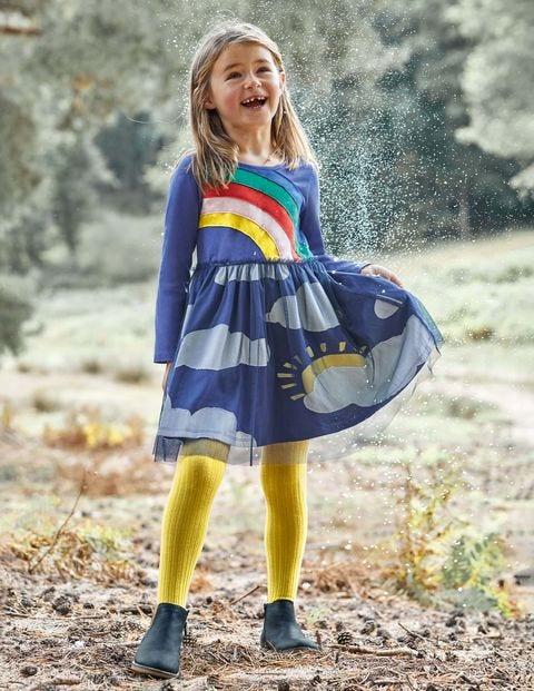 Weather Scene Dress