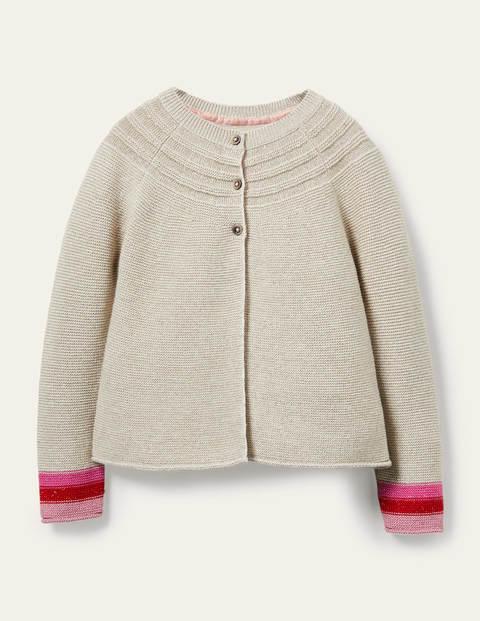 Cotton Cashmere Mix Cardigan