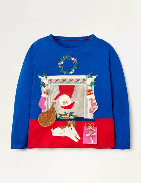 Festive Lift the Flap T-shirt