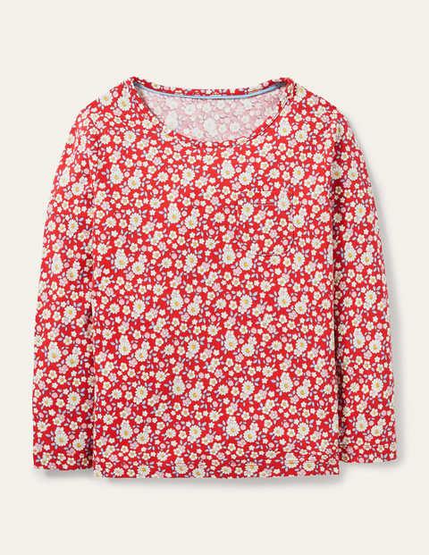 Fun Print Jersey T-Shirt