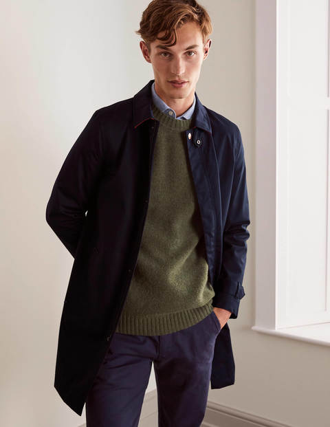 Chiswick Mac - Navy