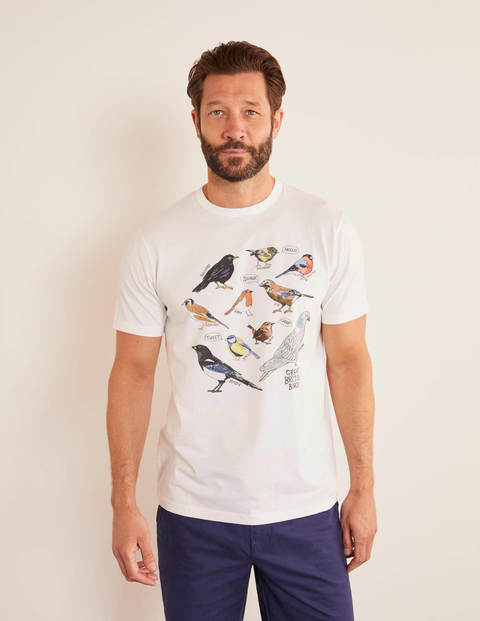 Graphic T-shirt - Birds