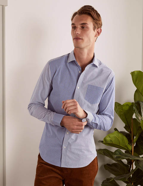 Slim Fit Hotchpotch Shirt